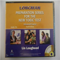 Longman Preparation Series for the New TOEIC Test: Advanced Course Listening Audtio CDs, 4/E