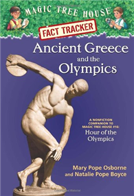 Magic Tree House, Research Guide: Ancient Greece and the Olympics