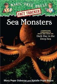 Magic Tree House Research Guide: Sea Monsters