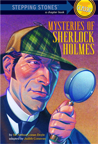 Bullseye Step into Classics: Mysteries of Sherlock Holmes