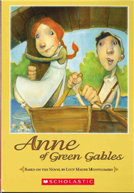 Scholastic Action Classics Level 1: Anne of Green Gables (書+CD)