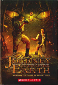 Scholastic Action Classics Level 1: Journey to the Center of the Earth (書+CD)