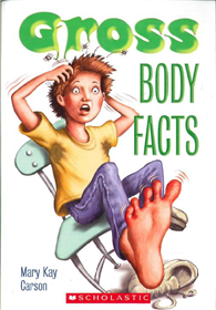 Scholastic Action Science Level 1: Gross Body Facts (書+CD)