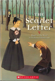 Scholastic Action Classics Level 1: the Scarlet Letter (書+CD)