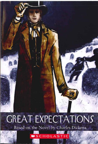Scholastic Action Classics Level 2: Great Expectations (書+CD)