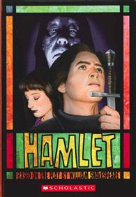 Scholastic Action Classics Level 2: Hamlet (書+CD)