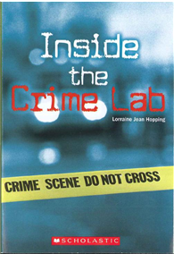 Scholastic Action Science Level 3: Inside the Crime Lab (書+CD)