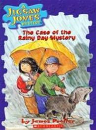 Jigsaw Jones #21: The Case of the Rainy Day Mystery (書+CD)