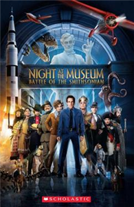 Scholastic ELT Readers Level 2: Night at the Museum: Battle of the Smithsonian w