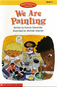 High-Frequency Readers Book(9): We Are Painting