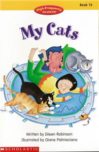 High-Frequency Readers Book 13: My Cats