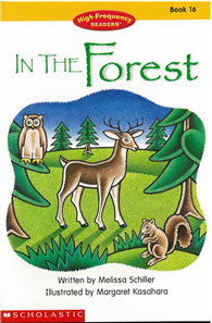High-Frequency Readers Book 16: In the Forest