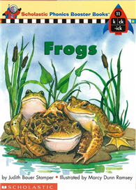 Phonics Booster Books 11: Frogs
