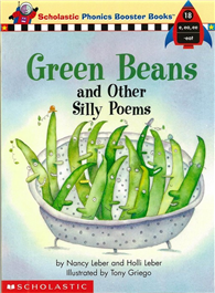 Phonics Booster Books 18: Green Beans and Other Silly Poems