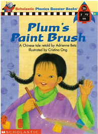 Phonics Booster Books 26: Plum s Paint Brush