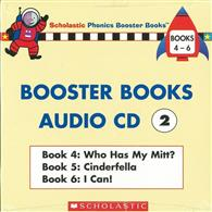 Phonics Booster Books Audio CD 02 ^(Book 04~0