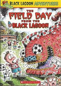 Black Lagoon Adventures No.6: Field Day from