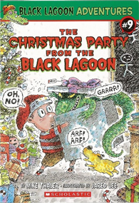 Black Lagoon Adventures, No.9: Christmas Party from the Black Lagoon