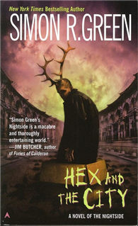 Nightside, Book 4: Hex And The City