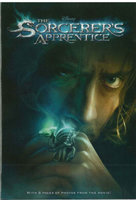 Sorcerer's Apprentice Junior Novel (Junior Novelization)