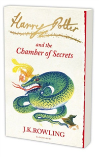 Harry Potter and the Chamber of Secrets (2) Rejacket Signature Edition