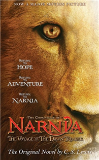 Chronicles of Narnia #05: Voyage of the Dawn Treader(Movie tie in)