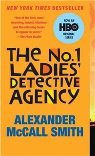 The No.1 Ladies' Detective Agency (Movie Tie-in Edition) by Alexander Mccall Smi