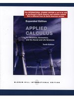 Applied Calculus for Business, Economics, and the Social and Life Sciences   (二手書)
