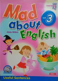 Mad about English3(1CD)
