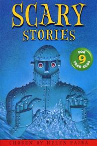 Scary Stories for Nine Year Olds