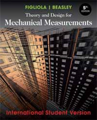 THEORY AND DESIGN FOR MECHANICAL MEASUREMENTS 5/E (ISV)