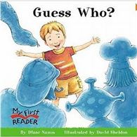 My First Reader: Guess Who