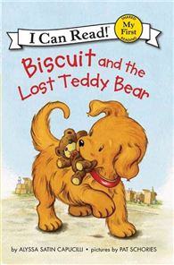 An I Can Read Book My First Reading: Biscuit and the Lost Teddy Bear