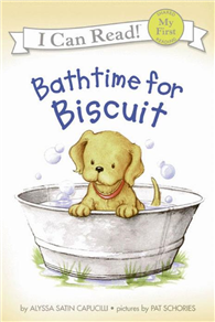 An I Can Read Book My First Reading: Bathtime for Biscuit
