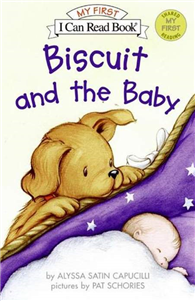 An I Can Read Book My First Reading: Biscuit and the Baby
