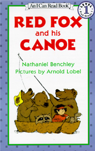 An I Can Read Book Level 1: Red Fox and his Canoe