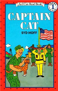 An I Can Read Book Level 1: Captain Cat