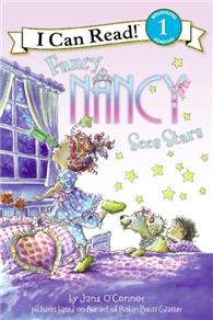 An I Can Read Book Level 1: Fancy Nancy Sees Stars