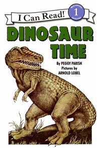 An I Can Read Book Level 1: Dinosaur Time