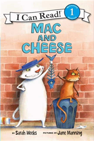 An I Can Read Book Level 1: MAC and Cheese