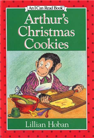 An I Can Read Book Level 2: Arthur's Christmas Cookies