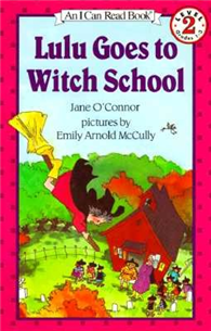 An I Can Read Book Level 2: Lulu Goes to Witch School