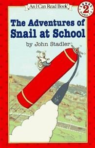 An I Can Read Book Level 2: Adventures of Snail at School