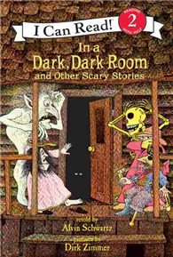 An I Can Read Book Level 2: In a Dark, Dark Room and Other Scary Stories