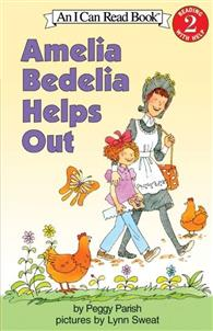 An I Can Read Book Level 2: Amelia Bedelia Helps Out