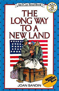 An I Can Read Book Level 3: Long Way to a New Land