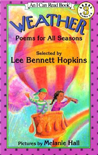 An I Can Read Book Level 3: Weather- Poems for All Seasons