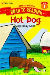 Step into Reading Step 1: Hot Dog