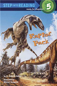 Step into Reading Step 5: Raptor Pack