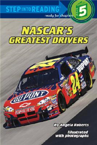 Step into Reading 5: NASCAR's Greatest Drivers